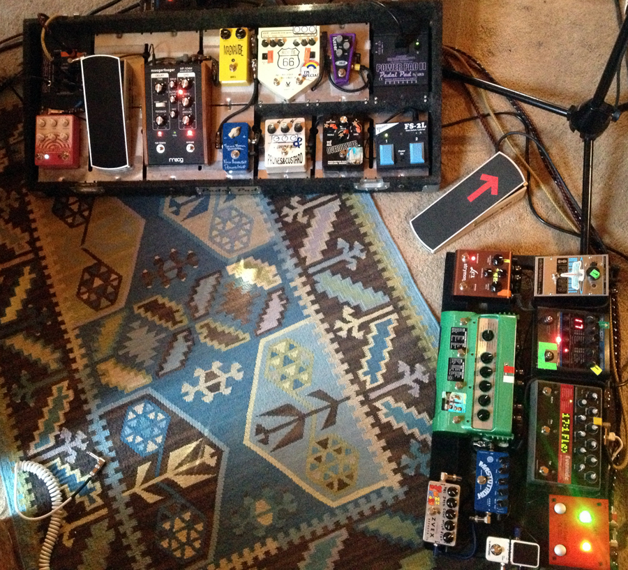 Pedal Line Friday - 6/28 - Sam Cooper