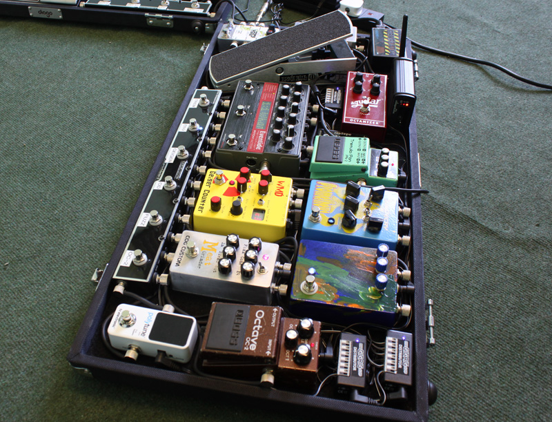 Pedal Line Friday - 6/7 - Chris Shepperson