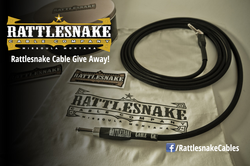 Rattlesnake Cable Give Away!