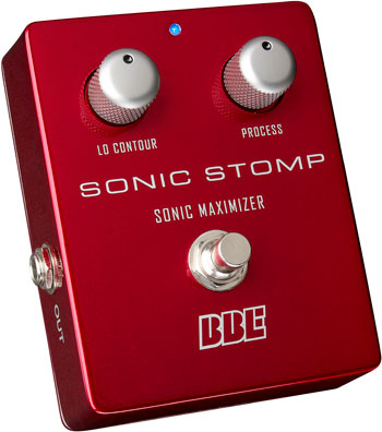 What's the deal with the BBE Sonic Stomp?