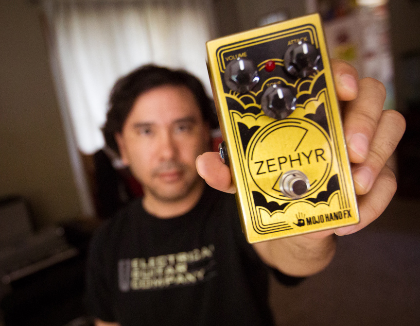 Mojo Hand FX Zephyr Fuzz Give Away