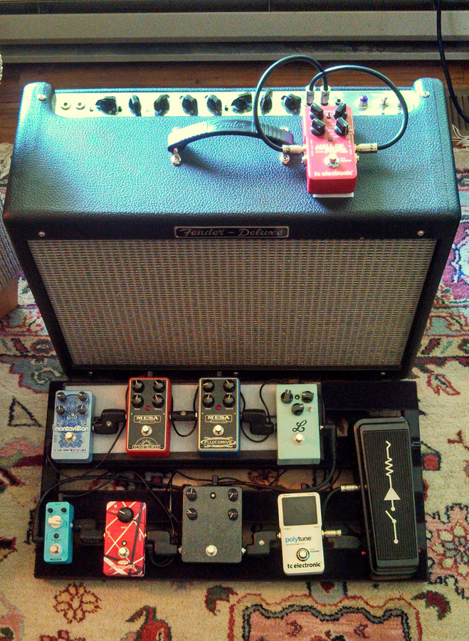 Pedal Line Friday - 9/13 - Eric Roberts