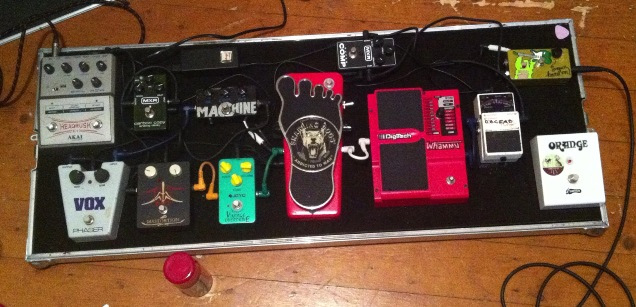 Pedal Line Friday - 9/20 - Michael Smyth
