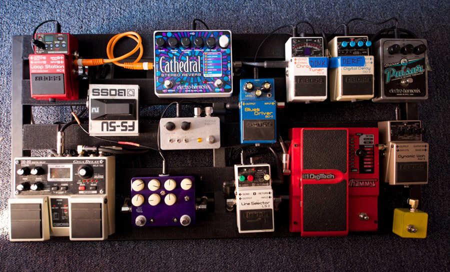 Pedal Line Friday - 9/6 - Tyler Rogers