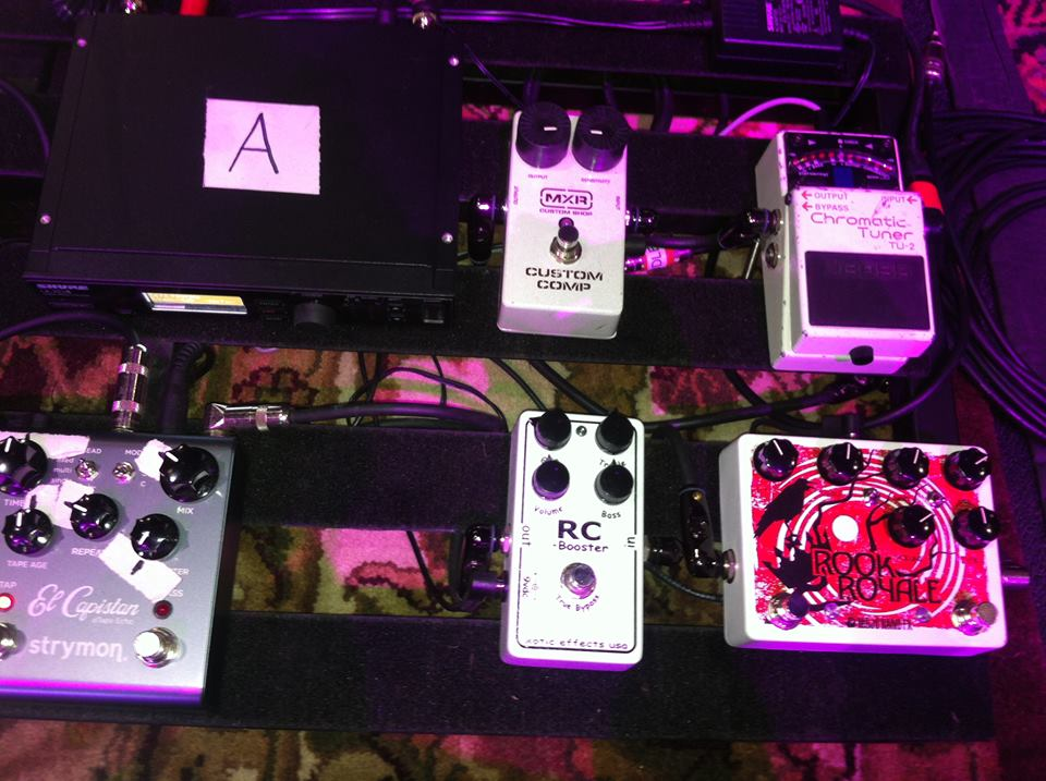 Audley Freed – Pedalboard Break Down