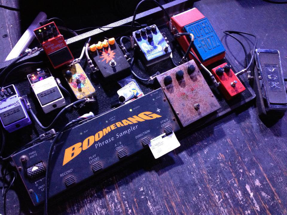 Pedal Line Friday - 10/11 - Paul Waclawsky
