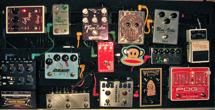 Pedal Line Friday (on Wednesday) – 10/16 – Bobby Becerra
