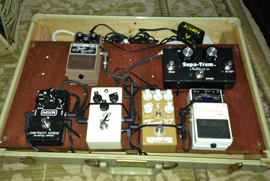 Pedal Line Friday (on Wednesday) – 10/23 – Eli Jeffery