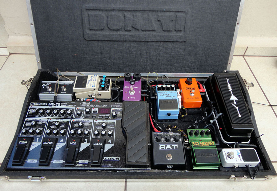 Pedal Line Friday (on Wednesday) – 10/23 – Marcelo Donati