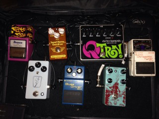 Pedal Line Friday - 11/8 - Jeremy Burnham