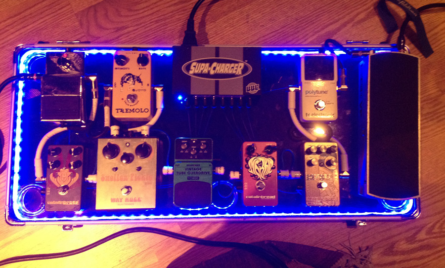 Pedal Line Friday (on Saturday) - 12/7 - Josh Clark