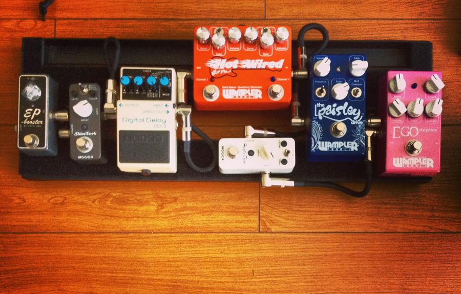Pedal Line Friday (on Saturday) - 12/7 - Neil du Plessis