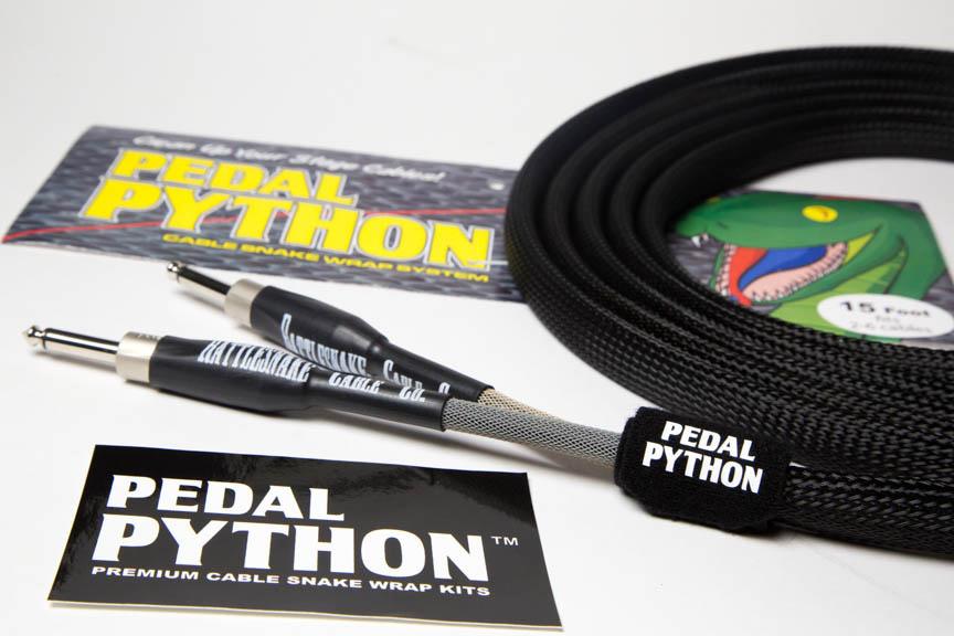 Pedal Python