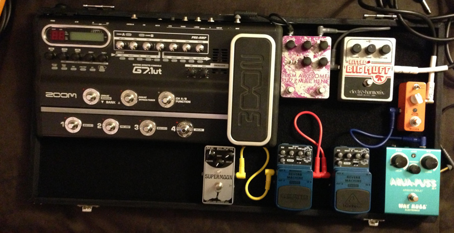 Pedal Line Friday - 1/24 - Sarah Cuthbert-Kerr