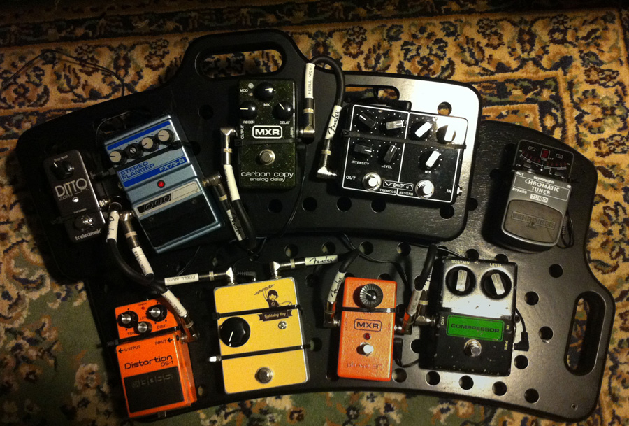 Pedal Line Friday - 2/28 - Kern Ramsdell