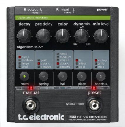 Crazy Deal on TC Electronic NR-1 Nova Reverb!