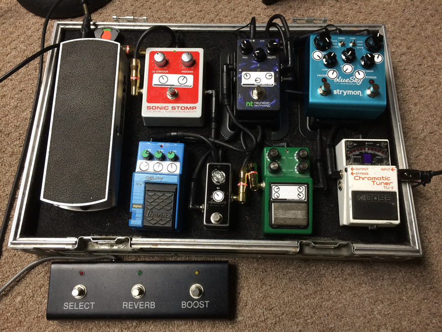 Pedal Line Friday - 3/28 - Andy Hale