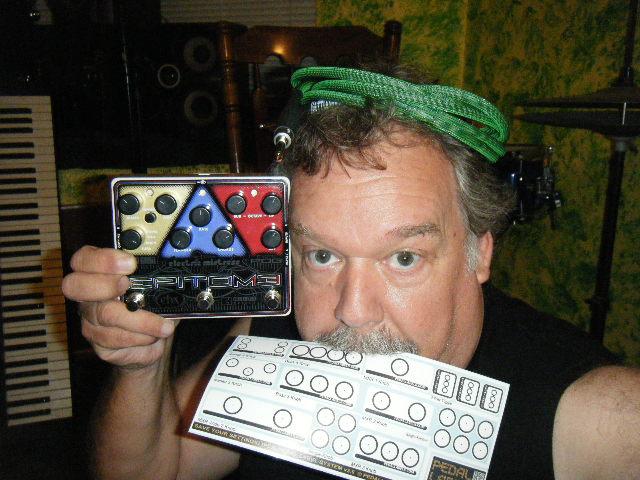 Electro-Harmonix Epitome Give Away Winner