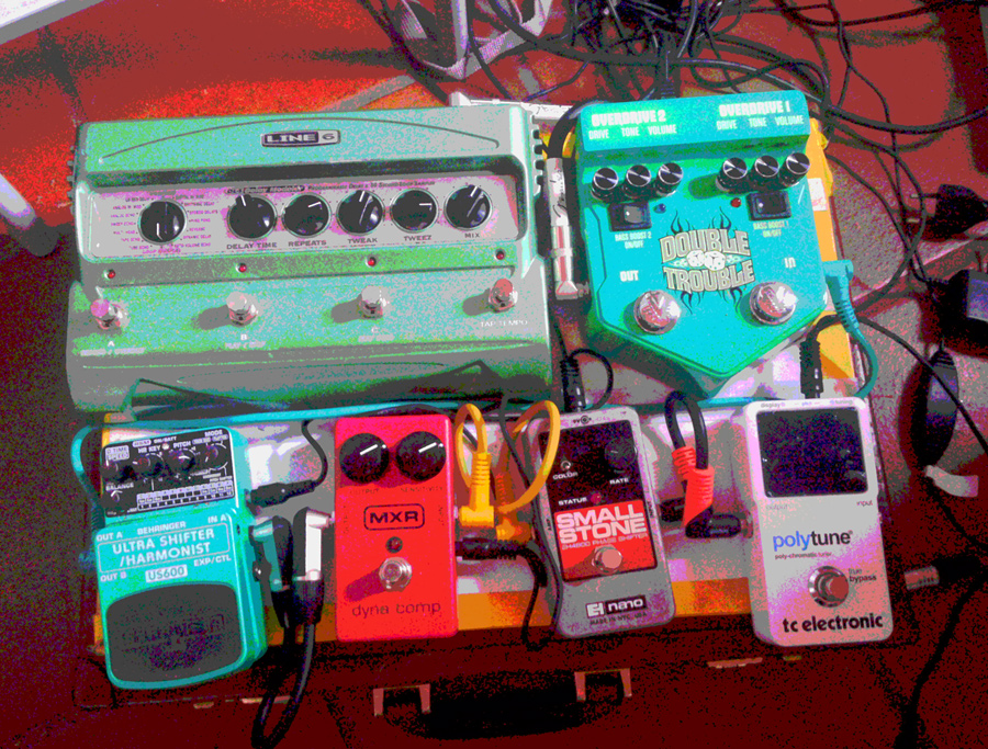 Pedal Line Friday - 6/13 - Francisco Macedo