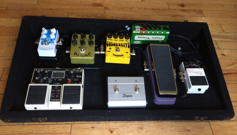 Pedal Line Friday - 6/27 - Al Russell