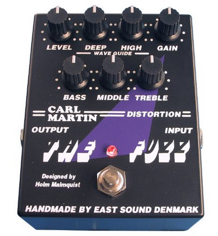 "Great deal on the Carl Martin ""The Fuzz"""