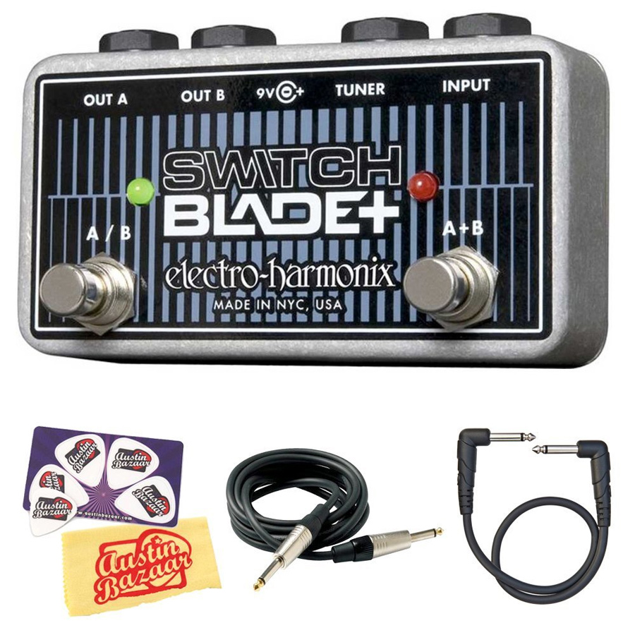EHX Switchblade Plus Bundle