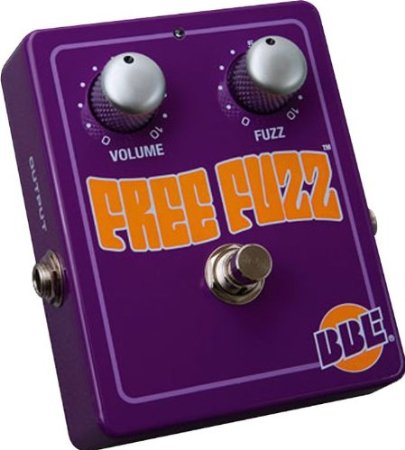 Screaming Deal on the BBE Free Fuzz!