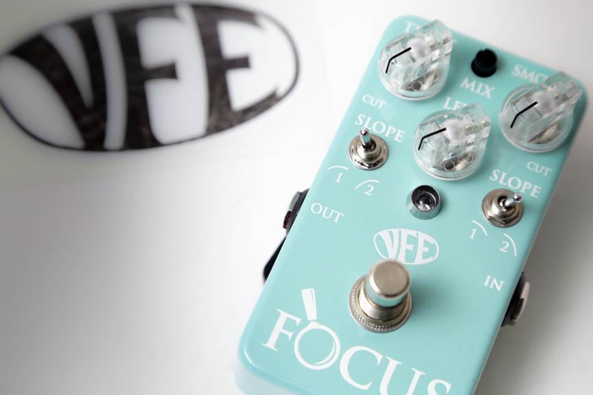 VFE Pedals - Focus