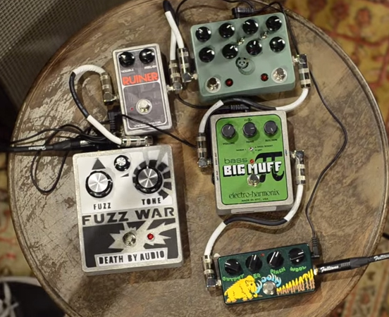 Bass Fuzz Shootout