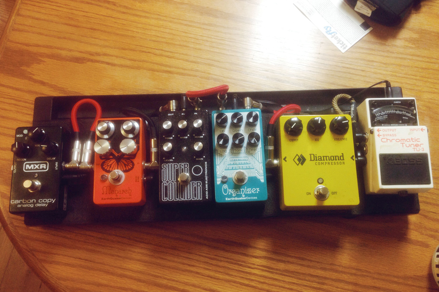 Pedal Line Friday - 8/5 - Larson Lind