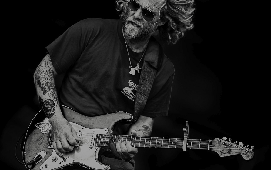 Anders Osborne - Pedal Board Breakdown