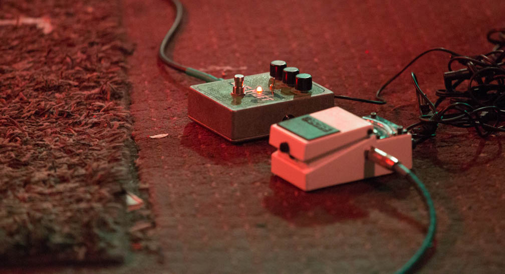 Couches - Chris Griley - Pedals