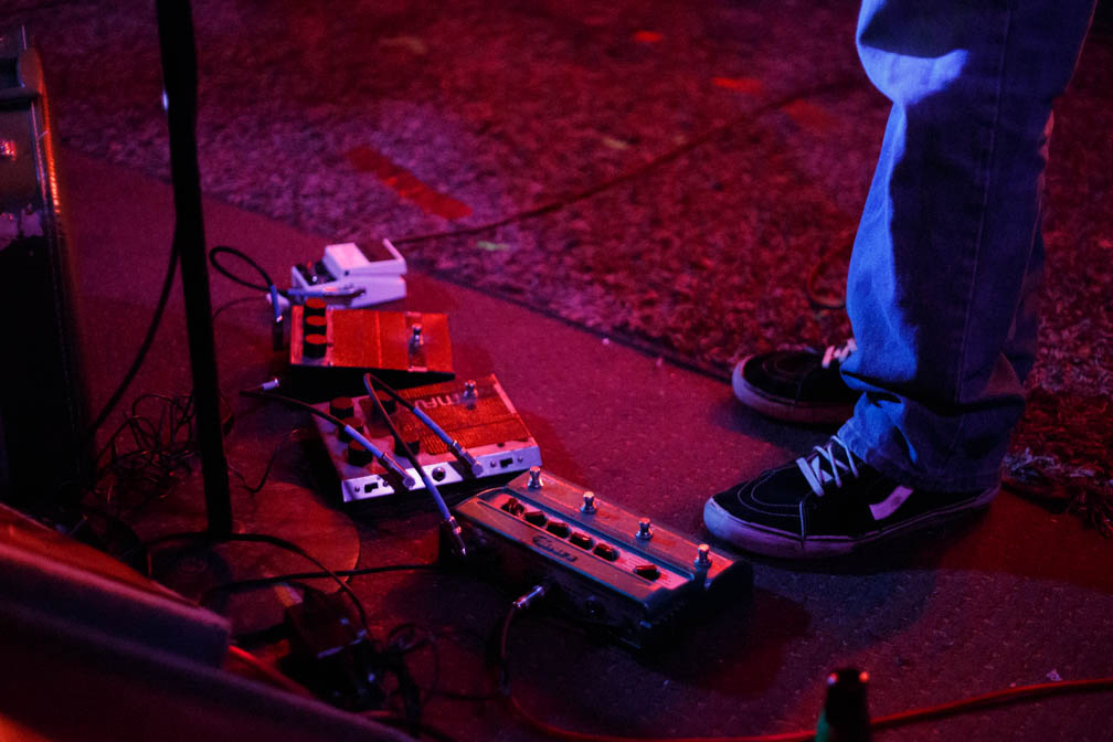 Couches - David Mitchell - Pedals