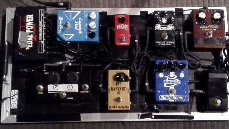 Pedal Line Friday - 11/21 - Matt Wellendorf