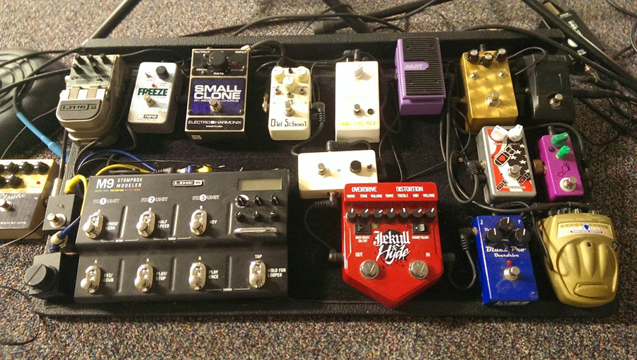 Pedal Line Friday - 11/28 - David Kerwood