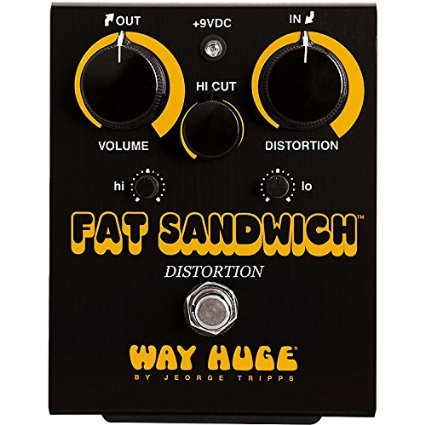 Good Deal on the Way Huge Fat Sandwich WHE301B - Limited Edition Black Finish