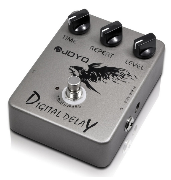 Joyo JF-08 Digital Delay effects