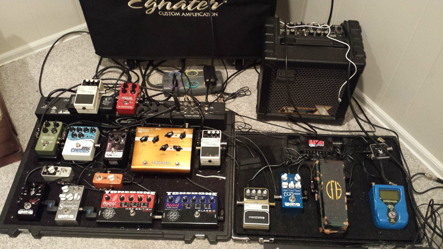 Pedal Line Friday - 1/30 - Mark Rubenstein