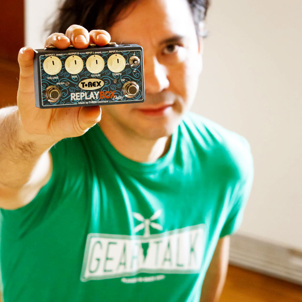 T-Rex Effects Replay Box Delay Give Away!
