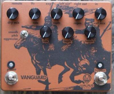 Walrus Audio Vanguard