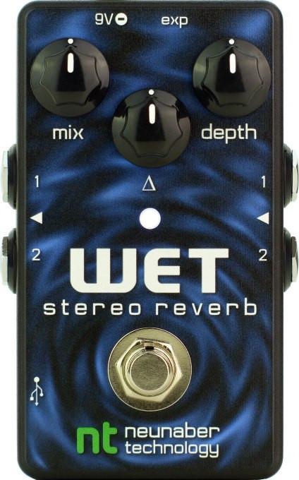 Neunaber Stereo Wet Reverb Demo