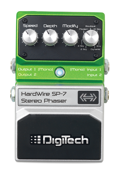 Stupid Deal - DigiTech Hardwire Series SP-7 Stereo Phaser - Supid Deal