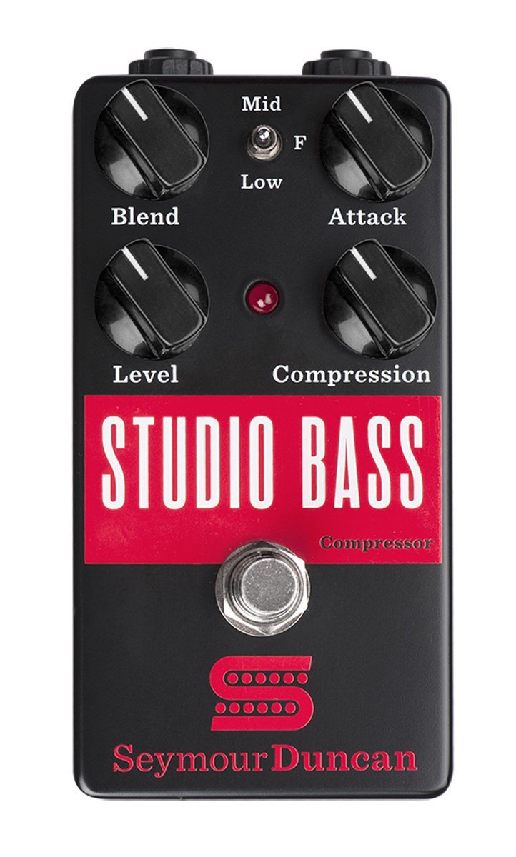 Studio Bass Compressor by Seymour Duncan