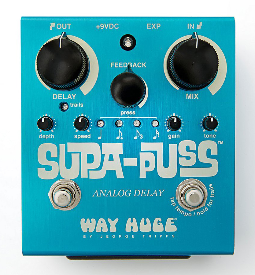 Way Huge Supa-Puss Delay Demo