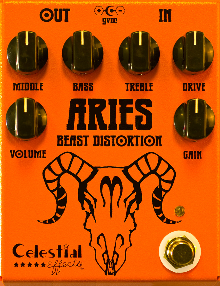 Celestial Effects Aries Beast Distortion