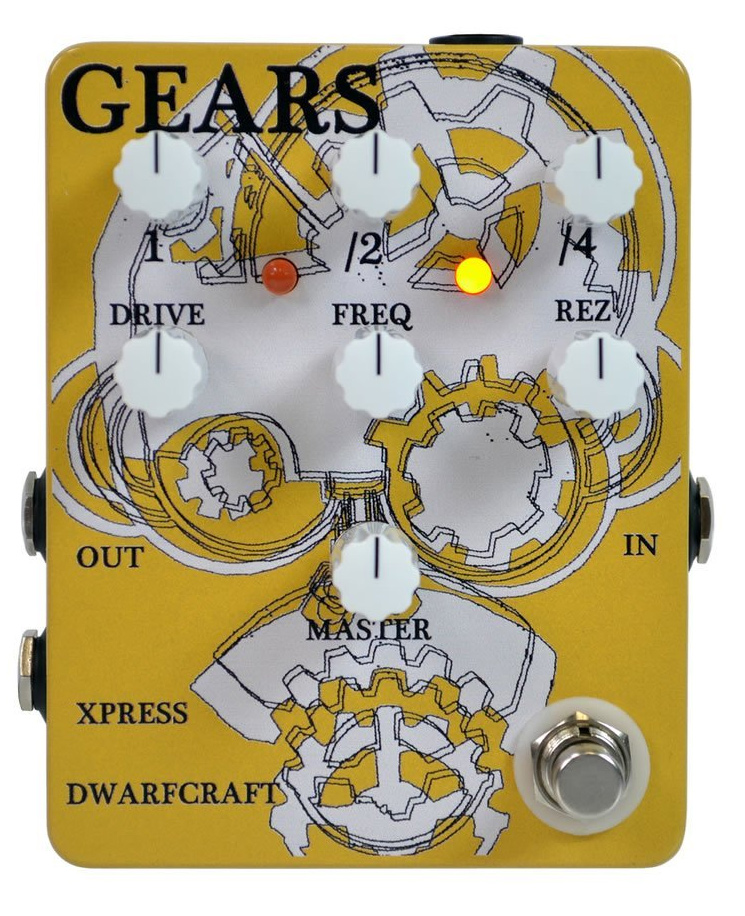 Knobs Demo of Dwarfcraft Gears