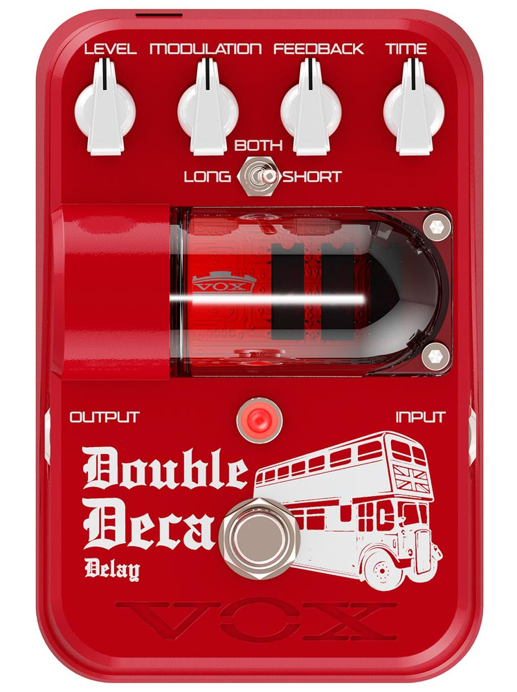 Stupid Deal on the Vox Tone Garage Double Deca Delay