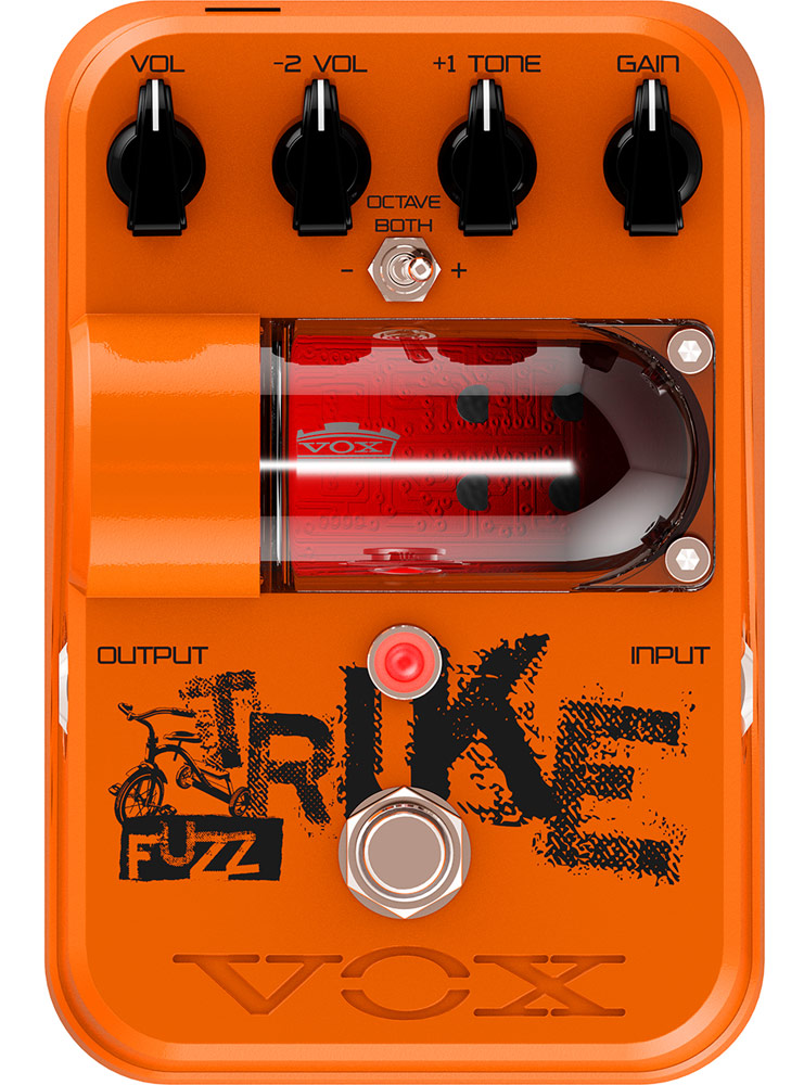 Stupid Deal on the Vox Tone Garage Trike Fuzz