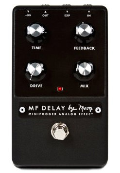 Stupid Deal on the Moog Minifooger Analog Delay