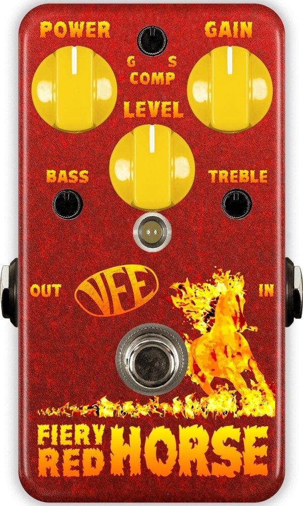 Demo of the VFE Effects Red Horse by RigRigRig